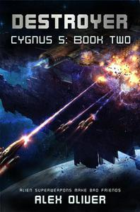 Destroyer - Cygnus 5: Book Two