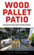 Wood Pallet Patio