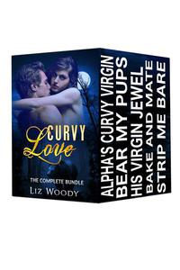 Curvy Love: BBW Paranormal Romance Boxed Set