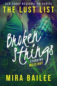 Broken Strings: The Devon Stone Prequel