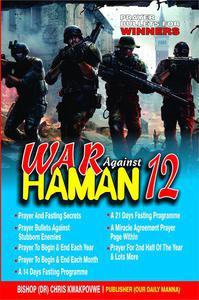 War Against Haman -12
