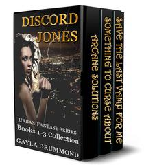 Discord Jones Urban Fantasy Series (Books 1-3 Collection)