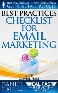 Best Practices Checklist for Email Marketing