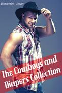 The Cowboys and Diapers Collection (Four Story Gay Cowboy ABDL Diaper Age Play Bundle)