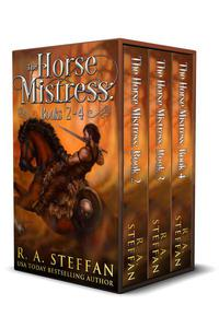 The Horse Mistress: Books 2 - 4