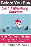 Before You Buy Self Publishing Courses