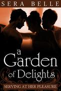 A Garden of Delights (MMF Downton Abbey-themed Erotica)