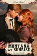 Montana At Sunrise
