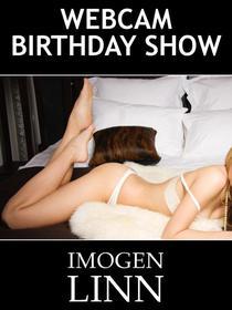 Webcam Birthday Show