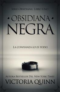 Obsidiana negra