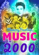 2000 MemoryFountain Music: Relive Your 2000 Memories Through Music Trivia Game Book Breathe, Smooth, Say My Name, and More!