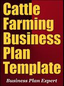 Cattle Farming Business Plan Template (Including 6 Special Bonuses)