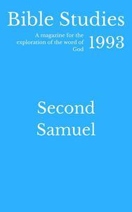 Bible Studies 1993 - Second Samuel