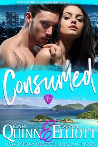 Consumed (Lost in Oblivion, 3.5)