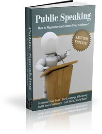 Public Speaking - How to Magnetize and Amaze Your Audience