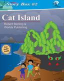 Mystery Story Book for Children: Cat Island