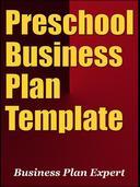 Preschool Business Plan Template (Including 6 Special Bonuses)
