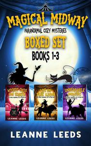 Magical Midway Paranormal Cozy Mysteries Books 1-3