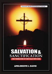 Salvation and Sanctification