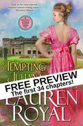 Tempting Juliana: Free Preview — The First 34 Chapters