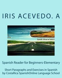 Spanish Reader for Beginners-Elementary 1