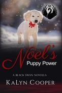 Noel's Puppy Power - A Sweet Christmas Black Swan Novella