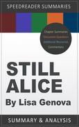 A SpeedReader Summary and Analysis of Lisa Genova's Still Alice