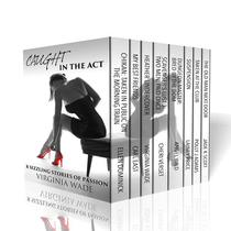 Caught in the Act - Eight Sizzling Stories of Passion