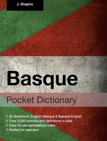 Basque Pocket Dictionary