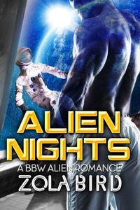 Alien Nights: BBW Alien Romance