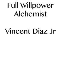 Full Willpower Alchemist