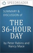 The 36-Hour Day by Peter Rabins and Nancy Mace: Summary and Analysis