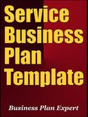 Service Business Plan Template (Including 6 Special Bonuses)