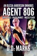 Agent 806: Olesia Anderson Omnibus #1