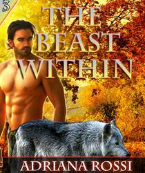 The Beast Within (Gay Werewolf Erotica Trilogy)