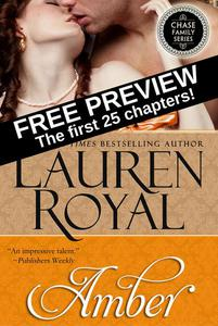 Amber: Free Preview — The First 25 Chapters