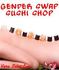 Gender Swap Sushi Shop (Gender Transformation, Feminization, Bimbo Transformation)