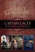 Captain Lacey Regency Mysteries, Volume 3