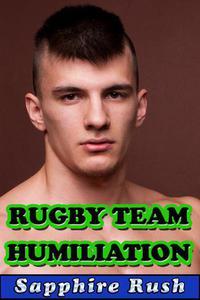 Rugby Team Initiation (gay CBT humiliation)