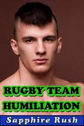 Rugby Team Initiation (gay CBT humiliation)