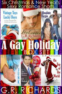 A Gay Holiday Box Set: Six Christmas and New Year's Sexy Romance Shorts