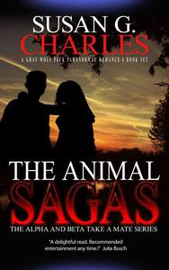 The Animal Sagas: A Gray Wolf Pack Paranormal Romance Box Set