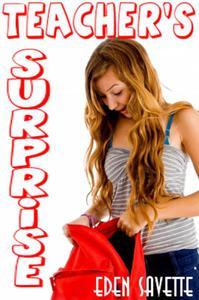 Teacher's Surprise (New Adult, Teacher, Student, Deflowing, BBW)