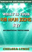What is Your Kim Hyun Joong IQ?