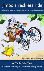 Jimbo's reckless ride