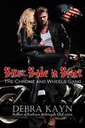 Biker Babe in Black (The Chromes and Wheels Gang)