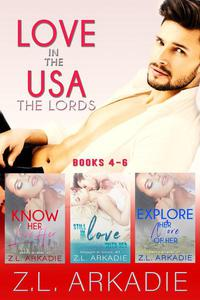 Love in the USA, The Lords (Books 4-6)