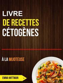 Livre de recettes cétogènes à la mijoteuse