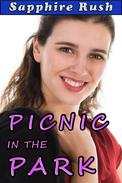 Picnic in the Park (public sex tease and denial)