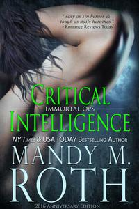 Critical Intelligence:  2016 Anniversary Edition